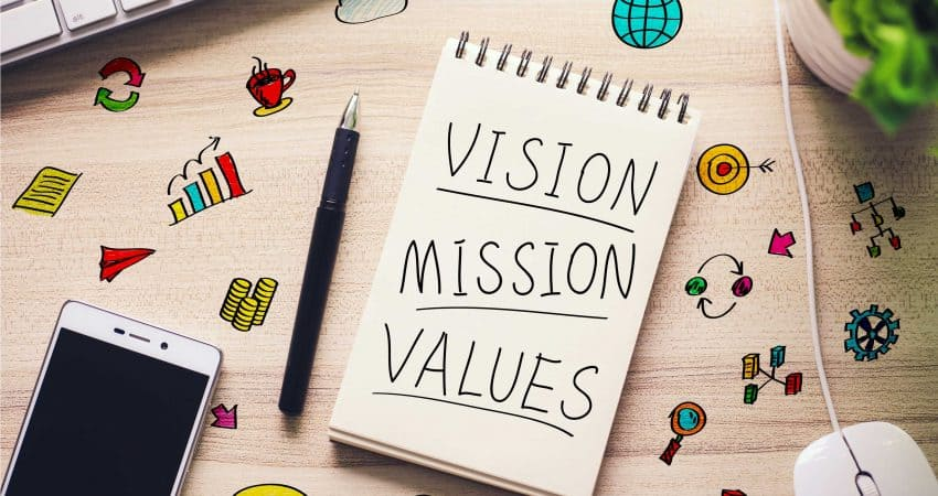Who we are photo 2 Vision Mission Values